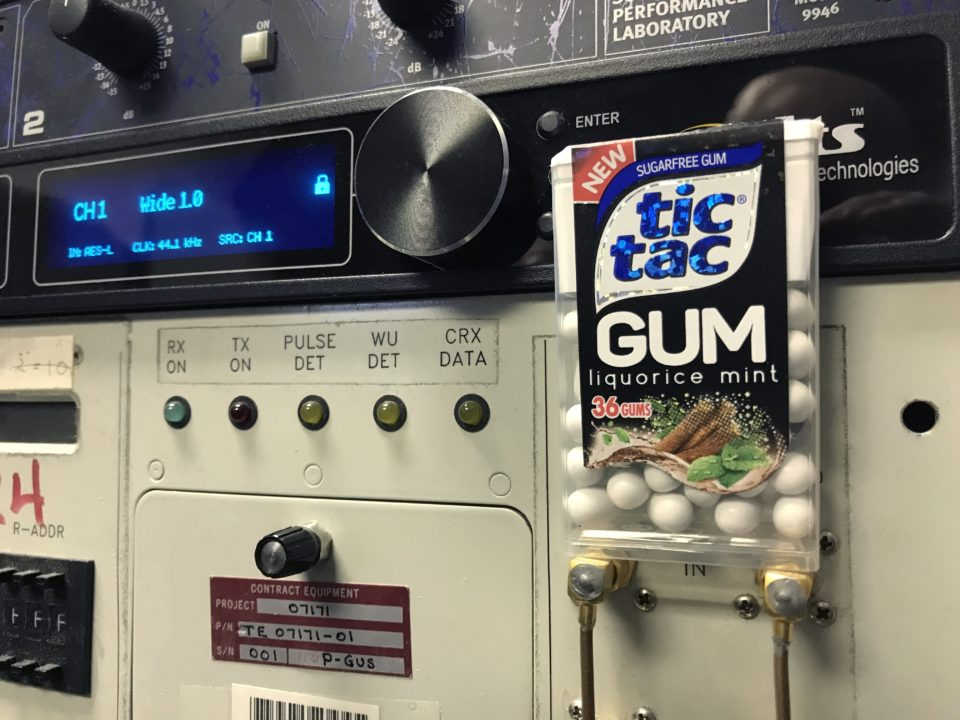 The 96th Variety Added To Tic Tac Collection At VOCOMOTION Studios GUM Licorice Mint I Know That A Lot Of People Here In US Are Not Fans
